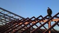 Сварочные работы с металлоконструкциями в Челябинске
