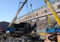 Демонтаж конструкций из металла в Челябинске
