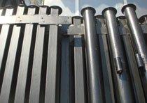 Металлические столбы в Челябинске изготовление и монтаж г.Челябинск