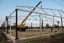 Восстановление геометрии металлоконструкций в Челябинске и усиление зданий г.Челябинск