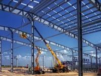 Услуги изготовления металлоконструкций в Челябинске